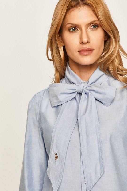 světle modrá Polo Ralph Lauren - Košile Dámský