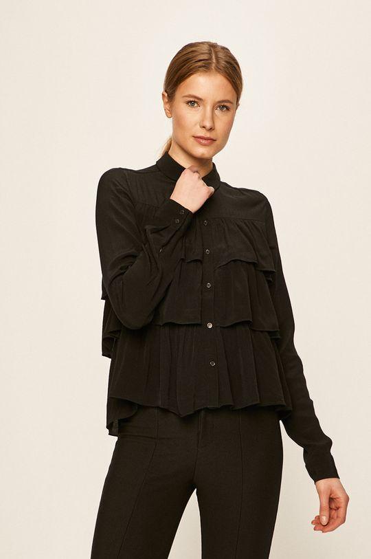 czarny Vero Moda - Koszula Damski