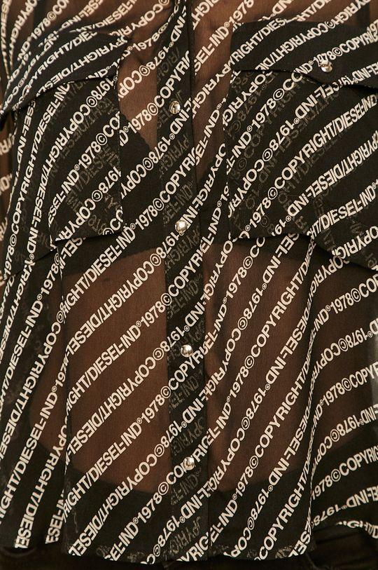 Diesel - Koszula czarny