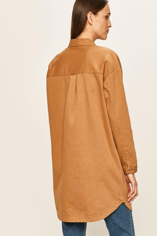 Vero Moda - Koszula 50 % Bawełna, 50 % Bawełna organiczna