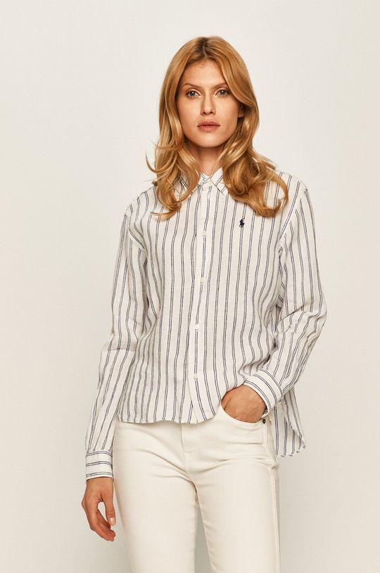 bílá Polo Ralph Lauren - Košile Dámský
