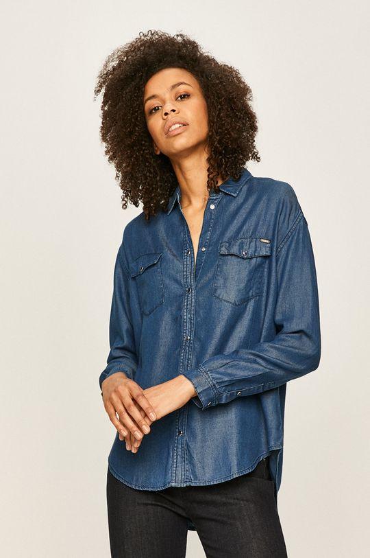 albastru Pepe Jeans - Camasa Mavis De femei
