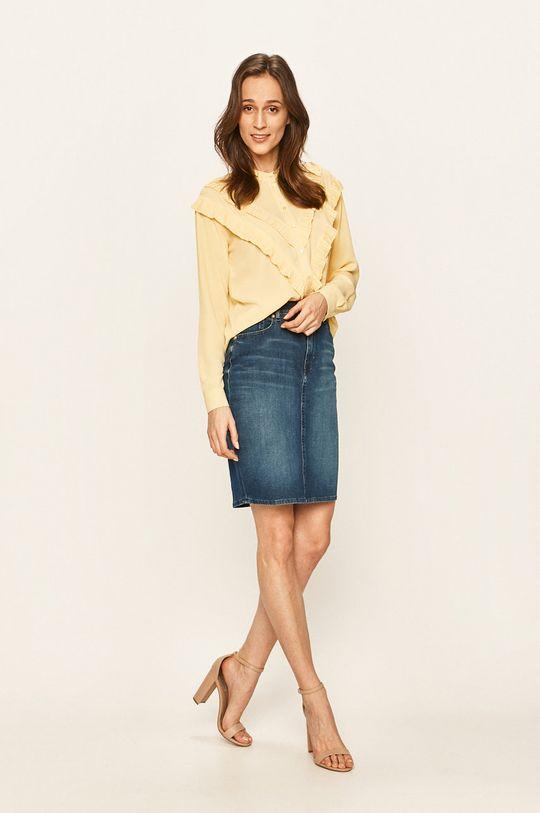 Vero Moda - Koszula żółty