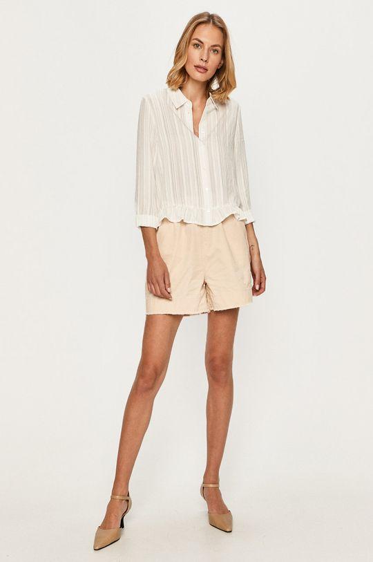 Vero Moda - Koszula 16 % Nylon, 1 % Poliester, 83 % Wiskoza