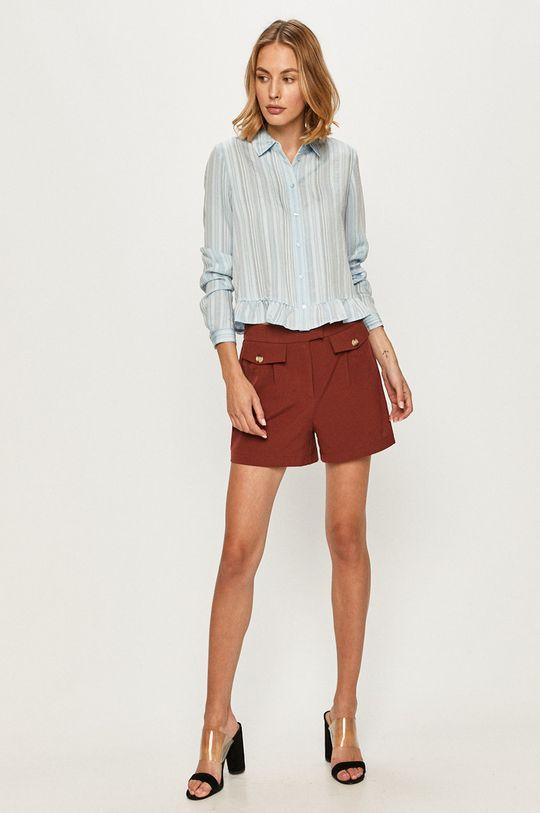 Vero Moda - Koszula jasny niebieski