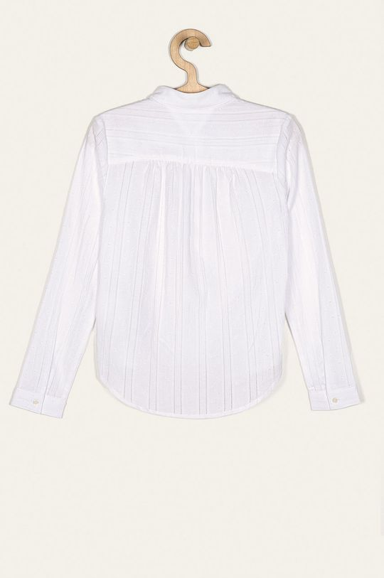 Tommy Hilfiger - Detská košeľa 128-176 cm biela