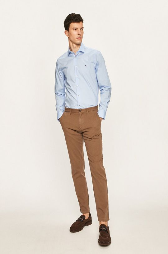 světle modrá Tommy Hilfiger Tailored - Košile