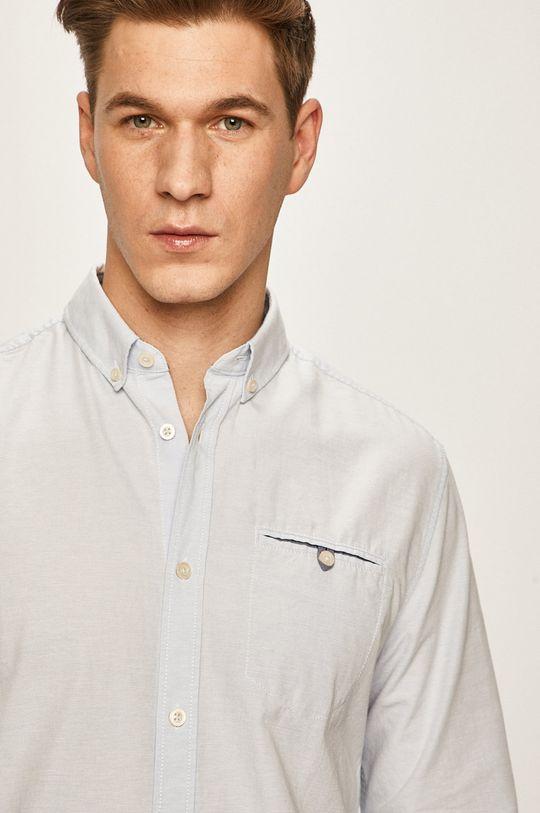 jasny niebieski Tom Tailor Denim - Koszula