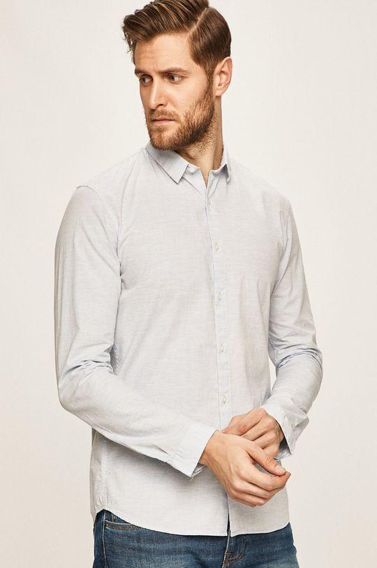 světle modrá Tom Tailor Denim - Košile Pánský