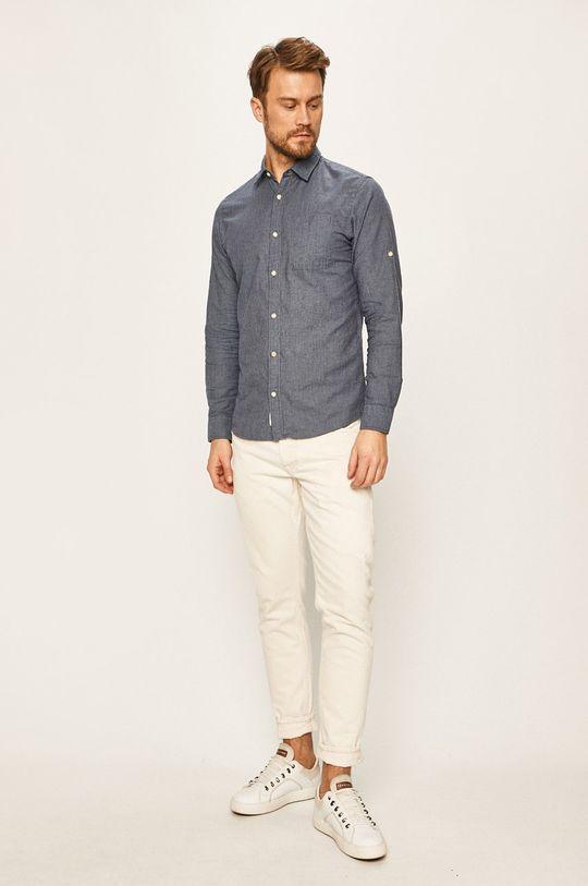 Premium by Jack&Jones - Košile 71% Bavlna, 29% Len