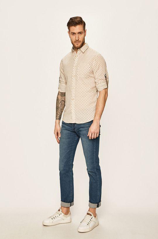 Premium by Jack&Jones - Košile 76% Bavlna, 24% Len