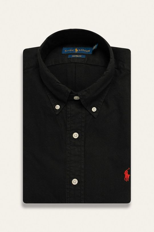 czarny Polo Ralph Lauren - Koszula Męski