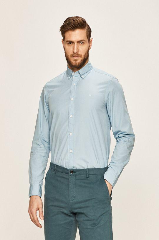 světle modrá Calvin Klein - Košile Pánský