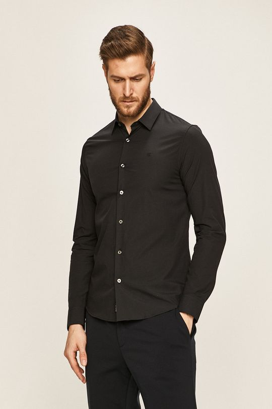 Calvin Klein Jeans - Camasa negru