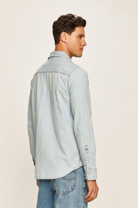 niebieski Calvin Klein Jeans - Koszula jeansowa