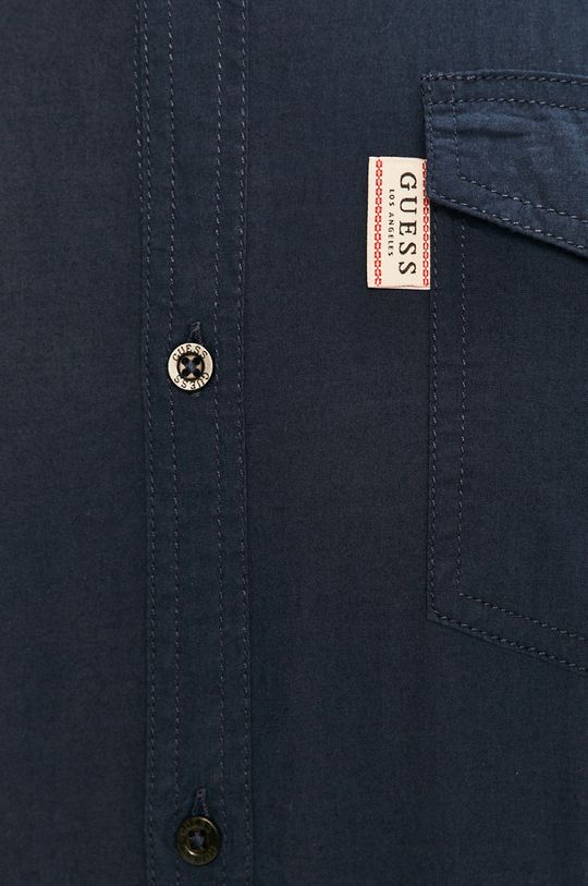 Guess Jeans - Koszula granatowy