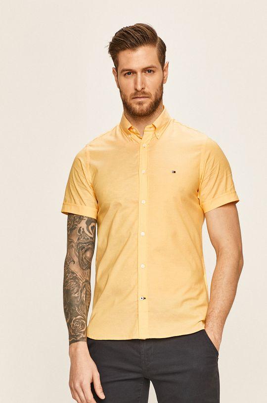Tommy Hilfiger - Koszula żółty