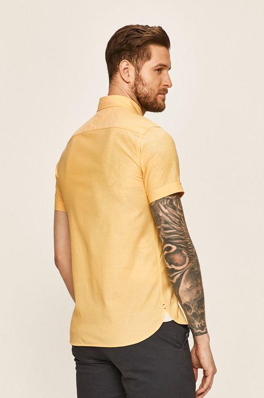 żółty Tommy Hilfiger - Koszula