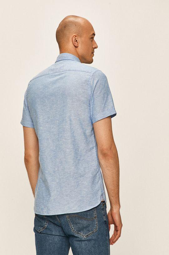 niebieski Tommy Hilfiger - Koszula