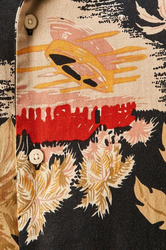 Tommy Hilfiger - Koszula granatowy