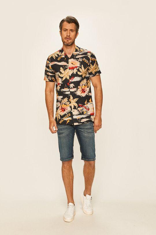 Tommy Hilfiger - Koszula 73 % Bawełna, 27 % Len