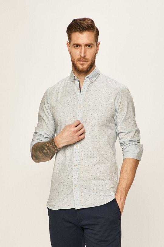 svetlomodrá Produkt by Jack & Jones - Košeľa Pánsky