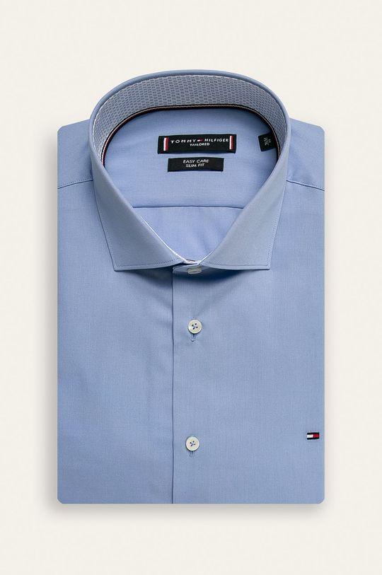 modrá Tommy Hilfiger Tailored - Košeľa Pánsky