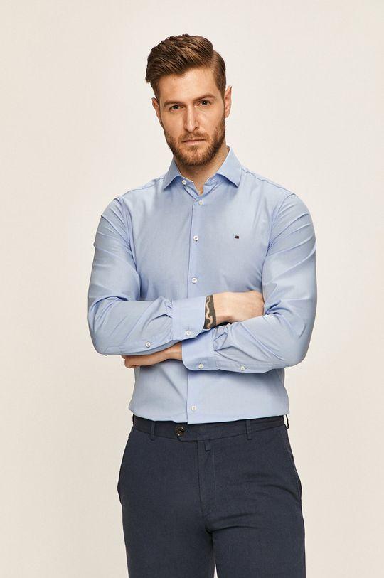 Tommy Hilfiger Tailored - Košeľa modrá