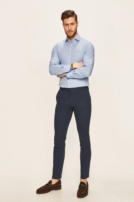 modrá Tommy Hilfiger Tailored - Košeľa