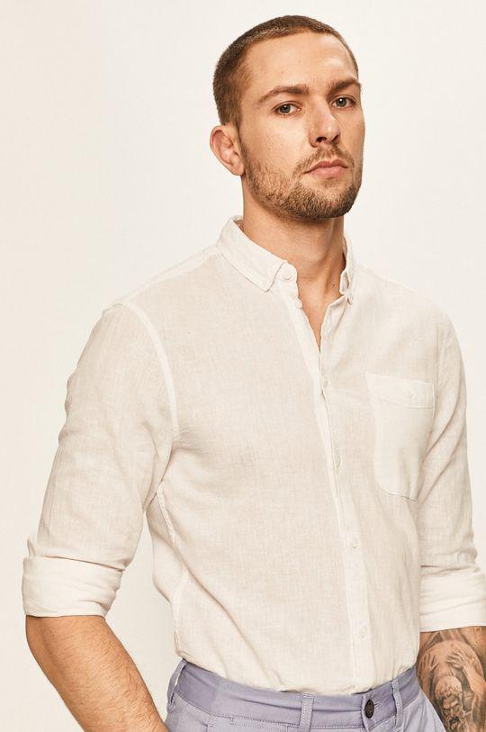 alb Blend - Camasa De bărbați