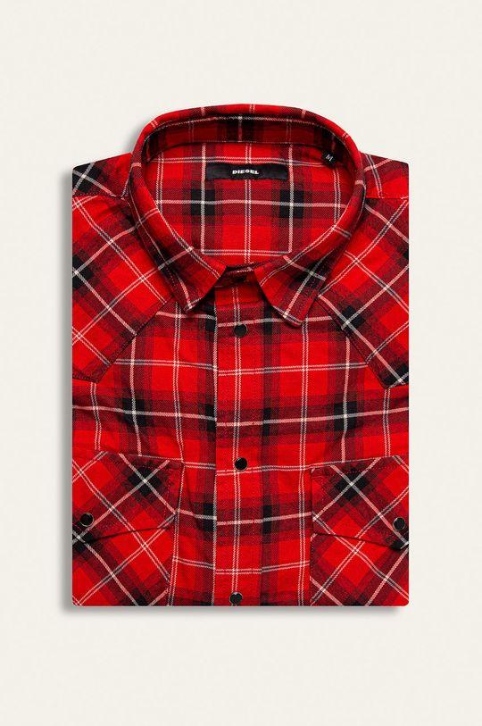 červená Diesel - Košile Pánský