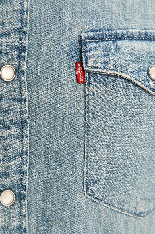 Levi's - Koszula jeansowa niebieski