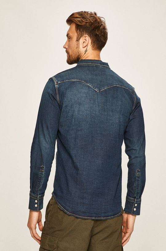 niebieski Levi's - Koszula jeansowa