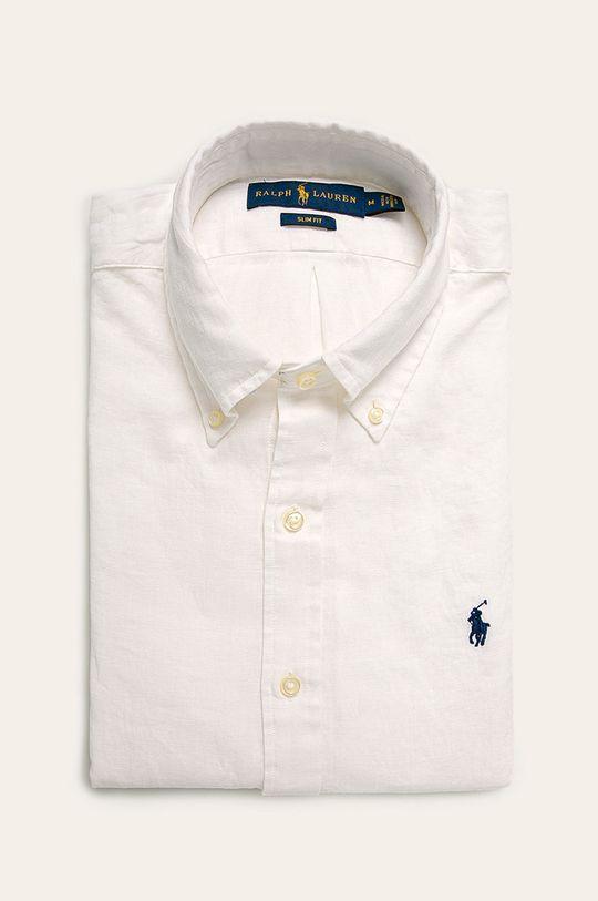 bílá Polo Ralph Lauren - Košile Pánský