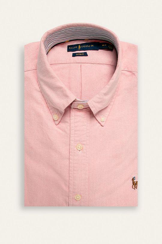ružová Polo Ralph Lauren - Košeľa Pánsky
