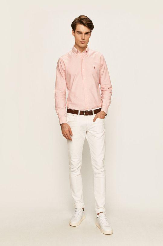 ružová Polo Ralph Lauren - Košeľa