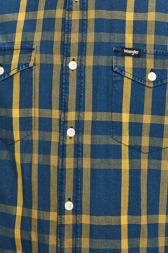 Wrangler - Košeľa svetložltá