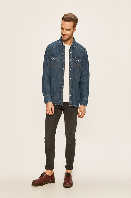 Wrangler - Koszula 100 % Bawełna