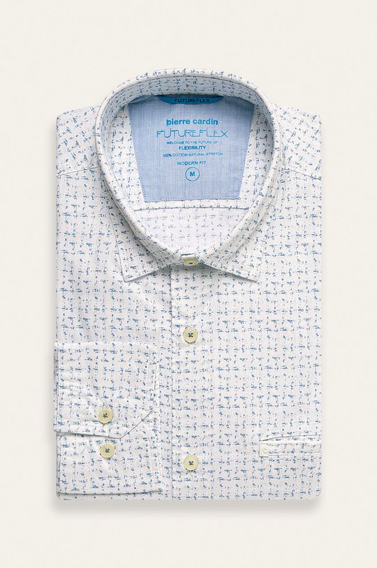 bílá Pierre Cardin - Košile Pánský