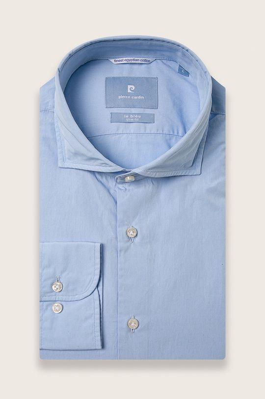 světle modrá Pierre Cardin - Košile Pánský