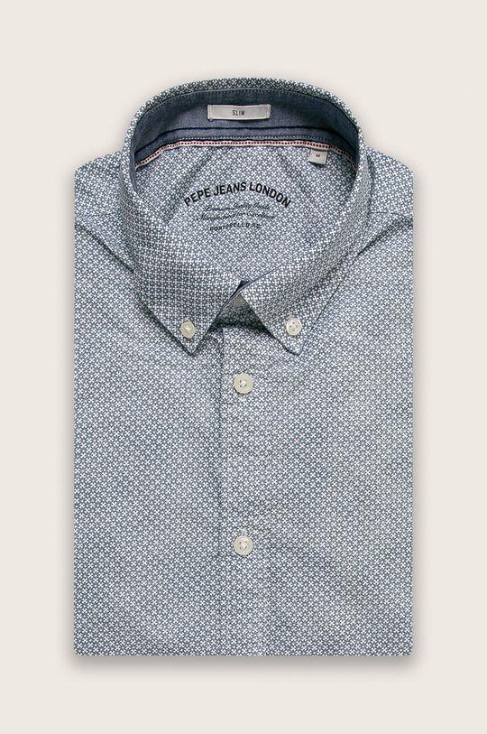 světle modrá Pepe Jeans - Košile Pánský