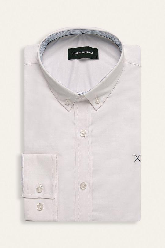 biały Clean Cut Copenhagen - Koszula Męski