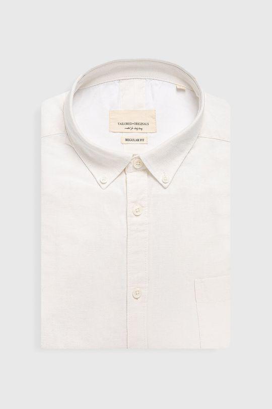 бял Tailored & Originals - Риза Чоловічий