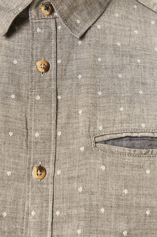 Tom Tailor Denim - Košile šedá