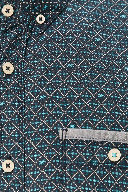 Tom Tailor Denim - Košile námořnická modř