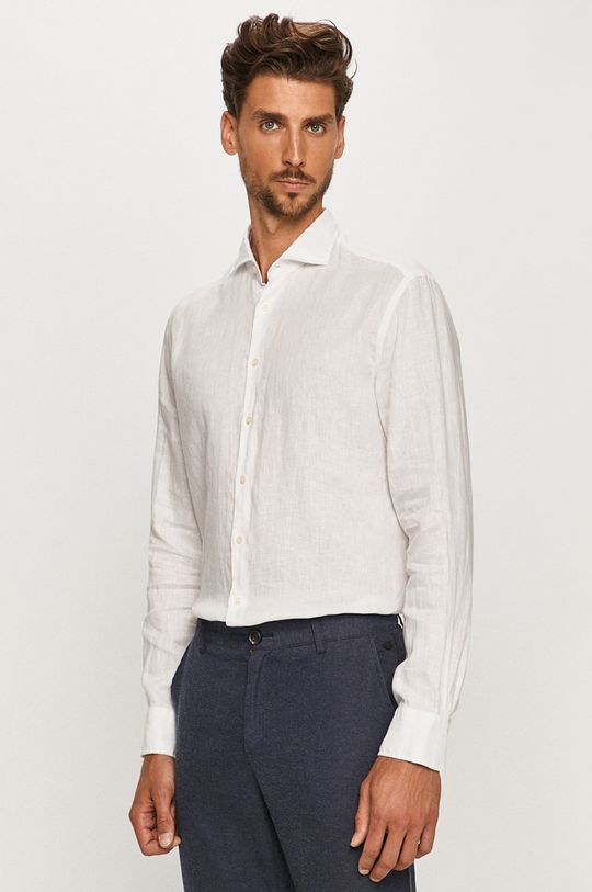biały Baldessarini - Koszula Męski