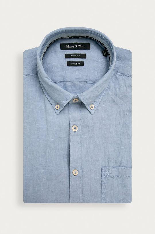 blady niebieski Marc O'Polo - Koszula Męski