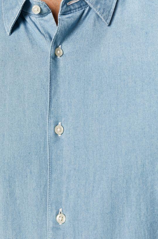 Tommy Hilfiger Tailored - Koszula bawełniana 100 % Bawełna