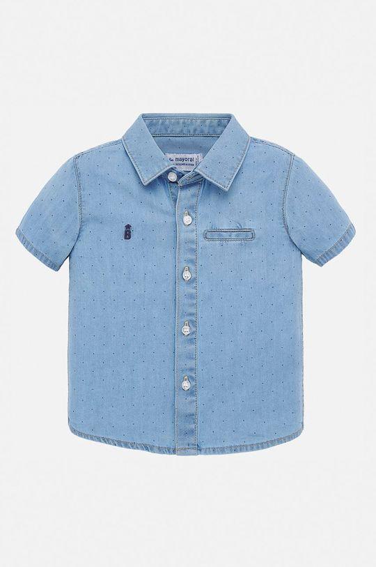 albastru Mayoral - Camasa copii 68-98 cm De băieți
