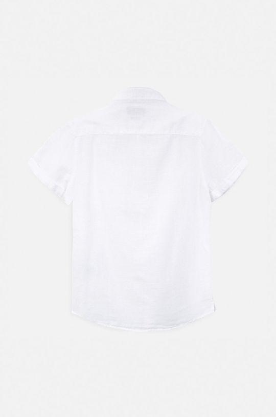 Mayoral - Detská košeľa 128-172 cm biela